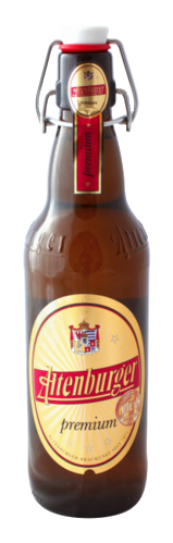 Altenburger Premium Pils 0,5Ltr Flasche