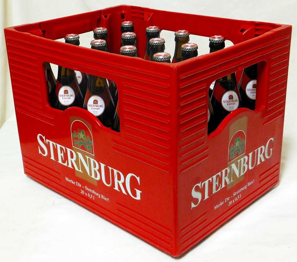 Sternburg Export 05ltrkasten