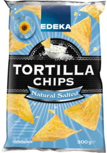 "Edeka Tortilla ""Natural Salted"" 300gr."
