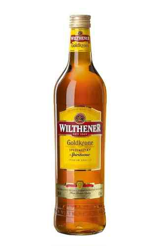 Wilthener Goldkrone 28%vol.- 0,7Ltr Fl.
