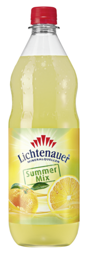 Lichtenauer Summer-Mix 1l Fl. PET