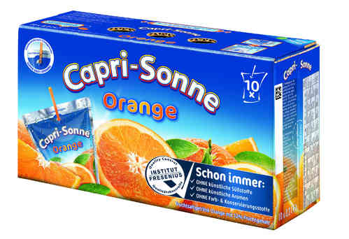 Capri-Sonne Orange 0,2Ltr 10er-Pack