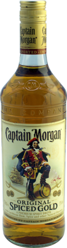 Captain Morgan 35%vol. - 0,7Ltr. Flasche