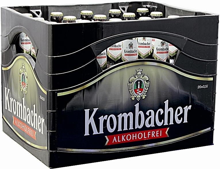 Krombacher Kiste