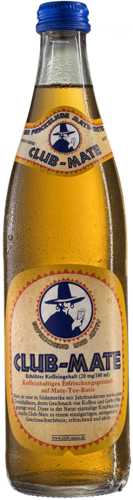 Club Mate 0,5l Fl.
